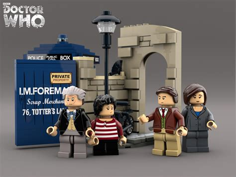 lego ideas product ideas doctor   unearthly child