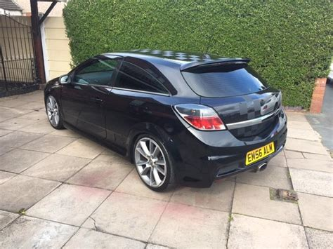 vauxhall astra vxr black 2006 vauxhall astra vxr black modified dudley wolverhton