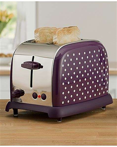 polka dot toaster and kettle jdw polka dot toaster simply be