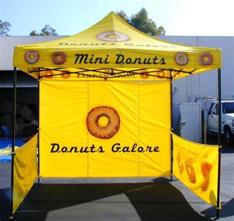 ez  pop  advertising tents