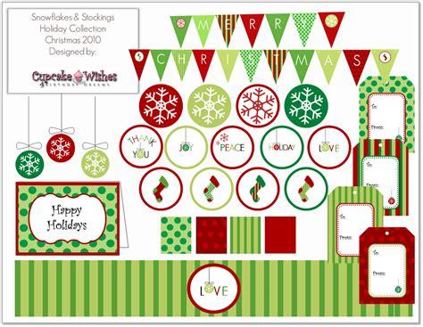 Free Printable Christmas Table Decorations  Fun For Christmas