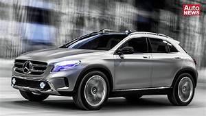 Nouveau Mercedes Gla : mercedes concept gla seriennaher suv ausblick youtube ~ Voncanada.com Idées de Décoration