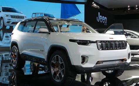 jeep yuntu concept jeep esquisse  futur grand suv