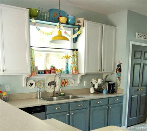 ways to decorate kitchen cabinets 14 easiest ways to totally transform your kitchen cabinets 8922