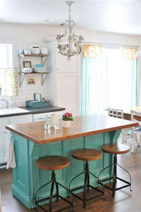 cottage kitchen island these 20 stylish kitchen island designs will you