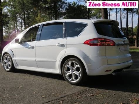 ford s max 7 places ford s max 2 0 tdci 163 sport platinium blanc glacier smax palau bordeaux occasions