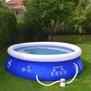 Piscine Gonflable Avec Pompe : pompe piscine autoporte piscine autoporte intex easy set ~ Dailycaller-alerts.com Idées de Décoration