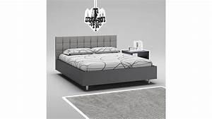 Cadre De Lit 160 : lit 160x200 t te de lit cadre graphite moretti compact ~ Preciouscoupons.com Idées de Décoration