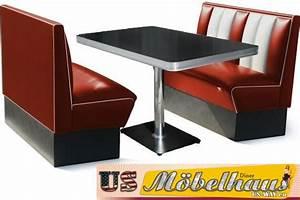 American Diner Tisch : us diner bel air dinerb nke ~ Frokenaadalensverden.com Haus und Dekorationen