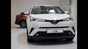 Toyota C Hr 2016 : live toyota c hr 2016 walkaround exterieur interieur youtube ~ Medecine-chirurgie-esthetiques.com Avis de Voitures