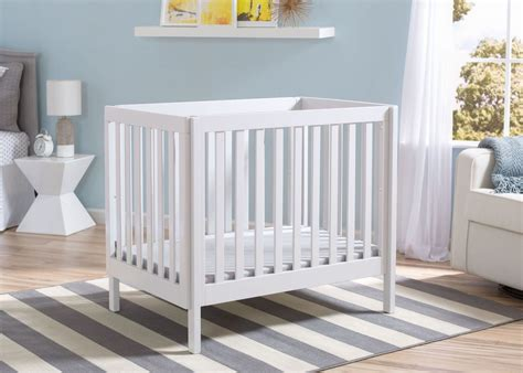 delta bennington crib bennington elite mini crib with mattress delta children