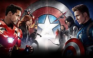 "CAPTAIN AMERICA: CIVIL WAR Review; ""The Greatest Superhero ..."