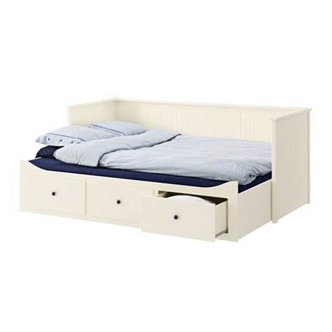 number mattresses hemnes day bed frame with 3 drawers white 80x200 cm ikea