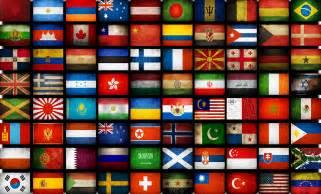 World Flags Desktop Wallpaper