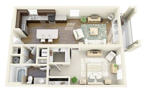 1 Bedroom Apartment House Plans by 1 Bedroom Apartment House Plans Futura Home Decorating