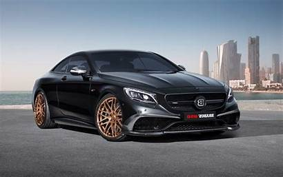 Brabus Mercedes Wallpapers Benz S63 Class Coupe
