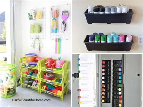 Garage Organization How To by 19 Genius Garage Organization Ideas To Save Tons Of Space