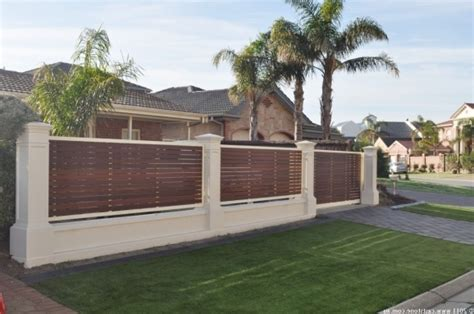 privacy fence ideas for front yard front yard privacy fence fence ideas