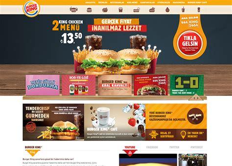burger king corporate website awwwards nominee