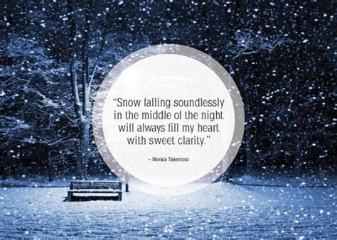 snow quotes snow winter quotes quotesgram