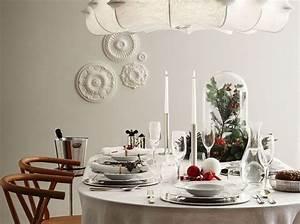 Dcoration De Table De Nol Nos Ides Pour Une Centre De