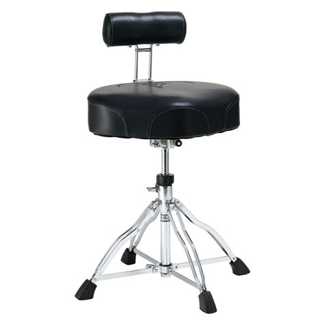 tama 1st chair ergo rider drum throne with back rest ht741