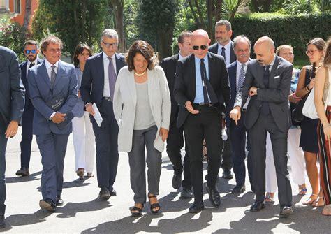 sede luiss roma firma della convenzione tra la luiss e il ministero