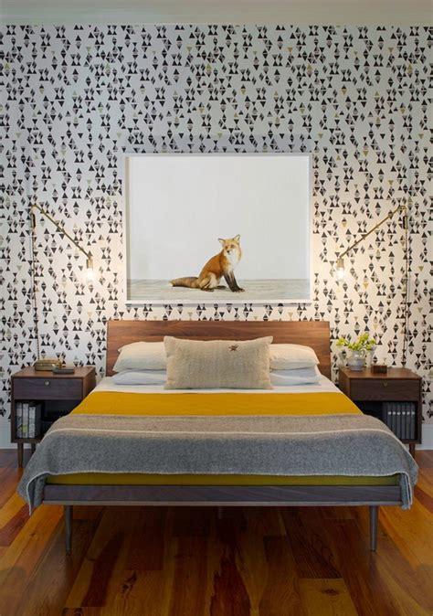 Schlafzimmer Vintage Modern by Bedroom Inspirations Modern Vintage Wallpaper Modern