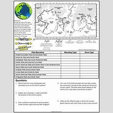 Worksheet Plate Tectonics Study Guide And Practice By