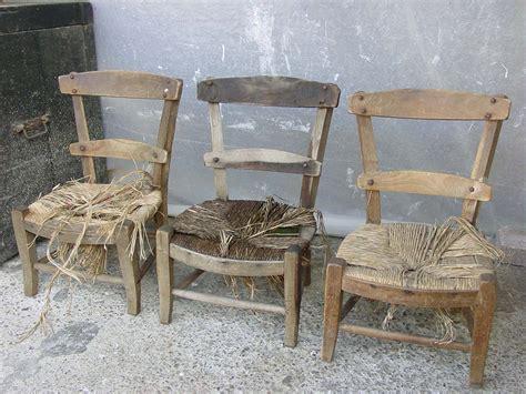 chaises paillées les quot prêts à peindre quot 9