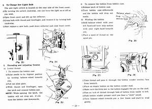 Brother 211 Charger Sewing Machine Threading Diagram