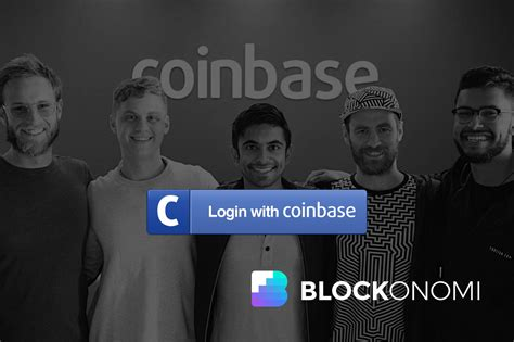 login with coinbase works to widen crypto useage binaryhints