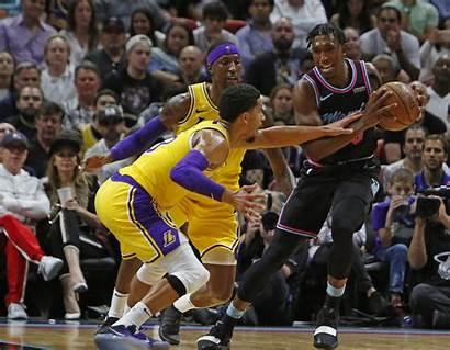 Lakers Vs Heat Miami Angeles Stream