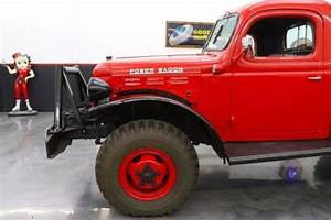 1946 Dodge Power Wagon 19 Miles Pickup Truck 230 I6 Manual