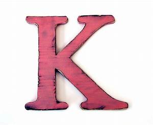 17 best images about the letter k on pinterest initials With wall letter k