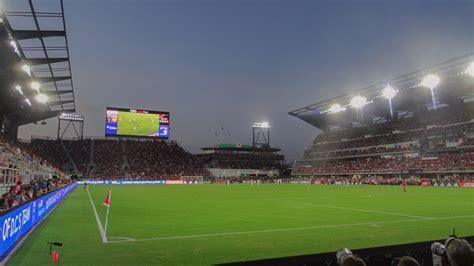 audi field mls s latest soccer specific stadium makes its debut soccer stadium digest