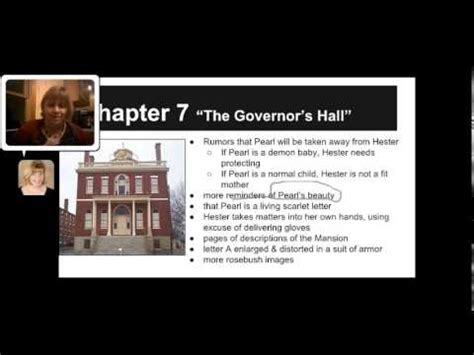 scarlet letter chapter summary the scarlet letter chapters 5 8 overview 24739 | hqdefault