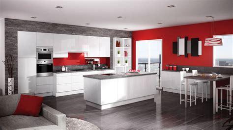 idee deco cuisine grise salle de bain blanc et gris