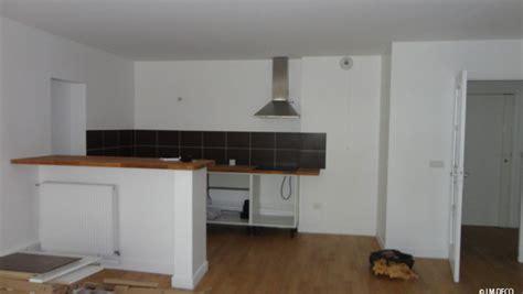 meubler une cuisine avant après aménager un espace cuisine salon bureau 14