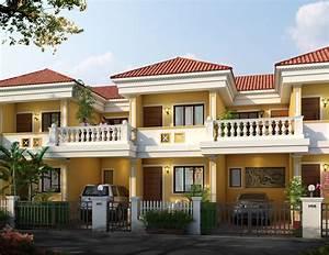 Row Villa