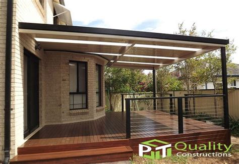 timber decking and pergolas sydney patio verandah