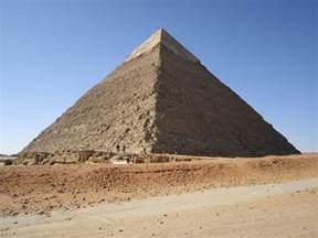ピラミッド:カフラー王のピラミッドがクフ ...