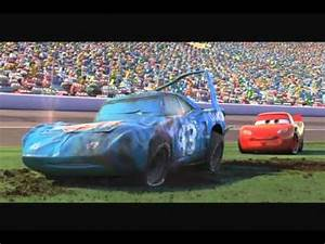 Cars final race - Its just an empty cup - YouTube