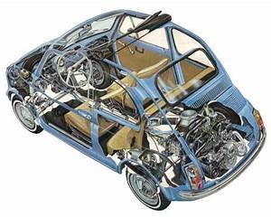 Il Motore Della Fiat 500
