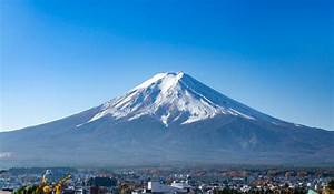 Highest Mountains In Japan - WorldAtlas.com