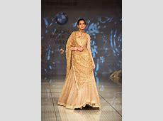 4 Golden Bridal Lehenga Designs For The Diva Bride