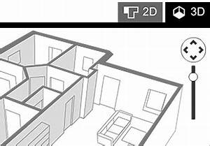 Draw floor plans online Space Designer 3D - Space