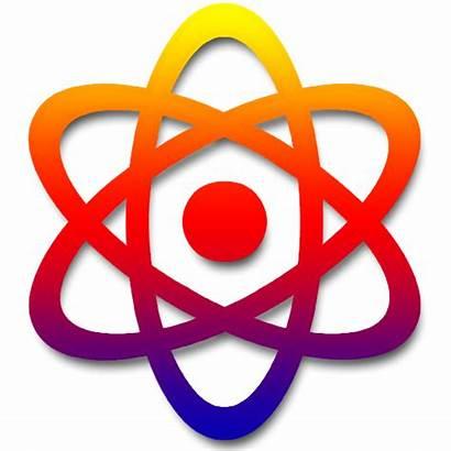 Science Symbol Clip Clipart Scientist Rainbow Symbols