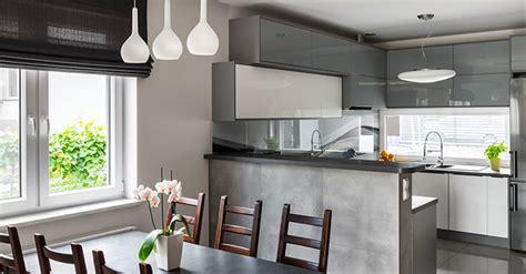 comment amenager une cuisine ouverte sur salon comment bien aménager une cuisine ouverte groupe launay