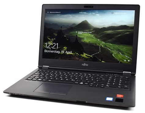 fujitsu lifebook u758 i7 8650u uhd laptop review notebookcheck net reviews